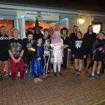 Halloween Members in Fancy dress