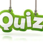 Letters spelling Quiz